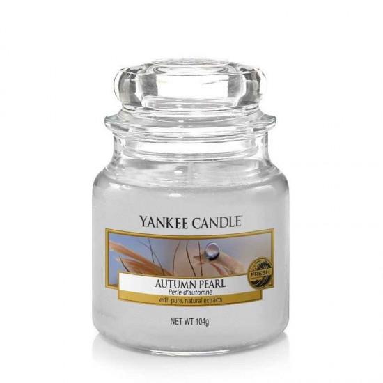 Mała świeca Autumn Pearl Yankee Candle
