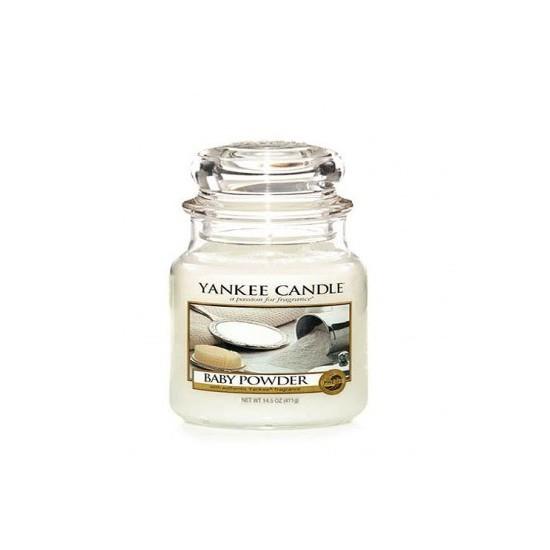 Mała świeca Baby Powder Yankee Candle