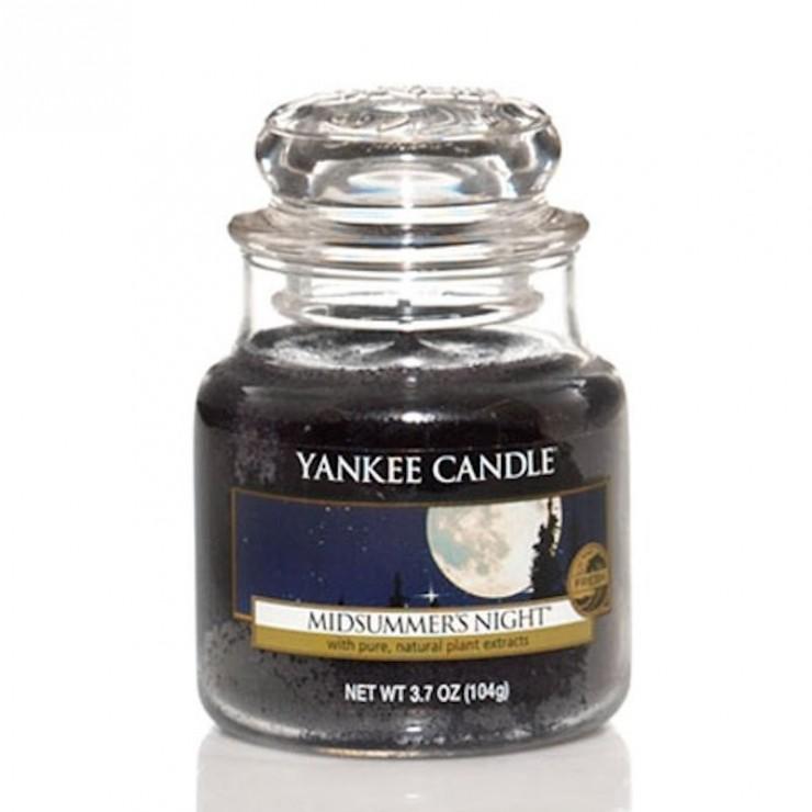 Mała świeca Midsummer's Night Yankee Candle