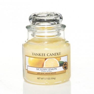 Mała świeca Sicilian Lemon Yankee Candle