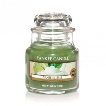 Mała świeca Vanilla Lime Yankee Candle