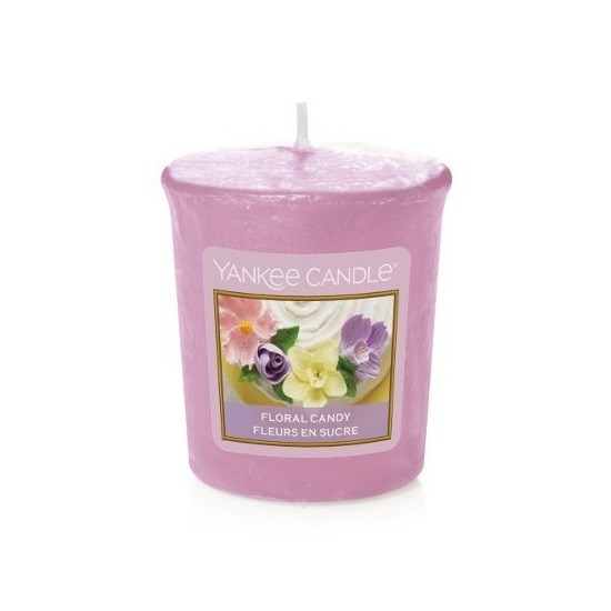 Sampler Floral Candy Yankee Candle