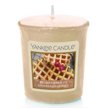 Sampler Belgian Waffles Yankee Candle