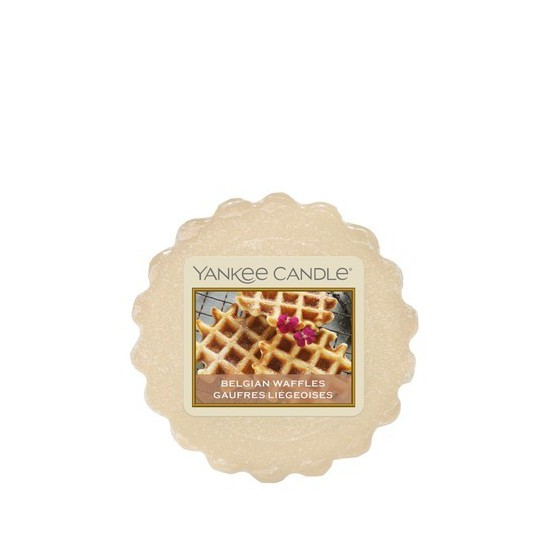 Wosk Belgian Waffles Yankee Candle