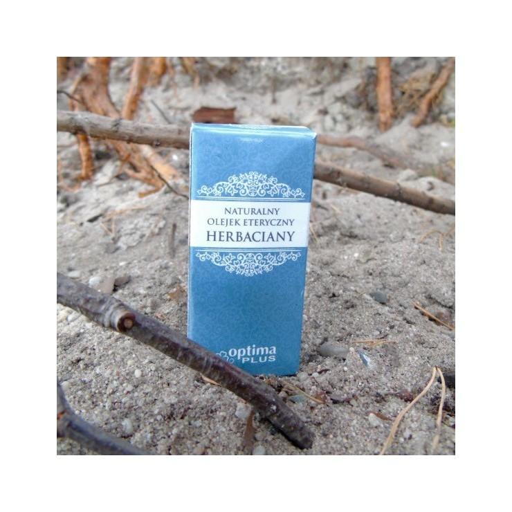 Naturalny olejek herbaciany