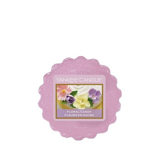 Wosk Floral Candy Yankee Candle