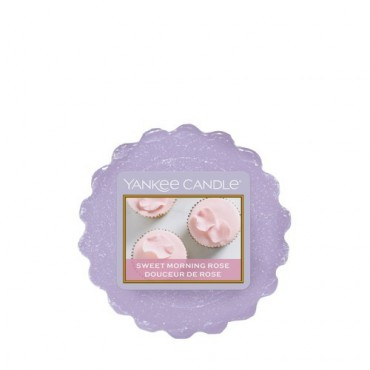 Wosk Sweet Morning Rose Yankee Candle