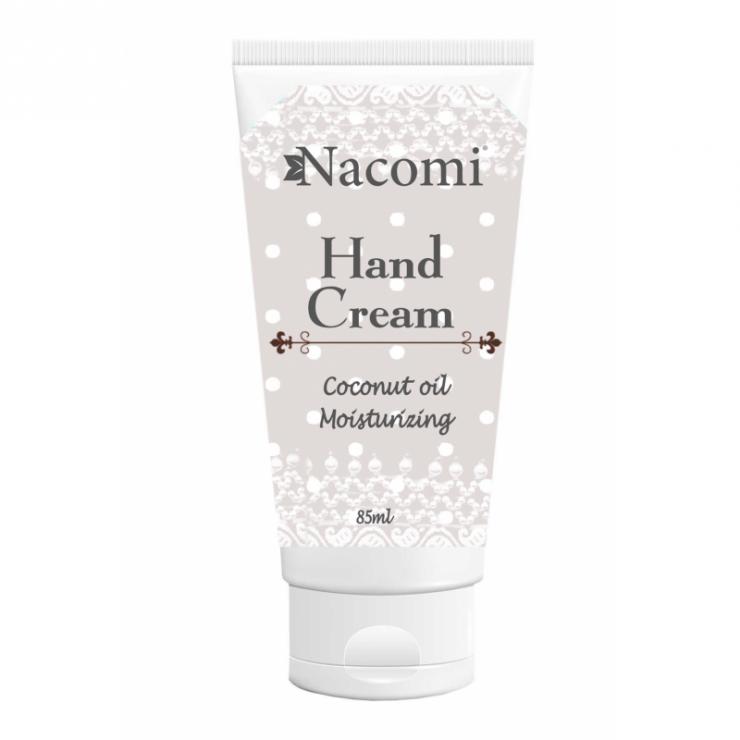 Naturalny krem do rąk intensywne nawilżenie 85ml Nacomi