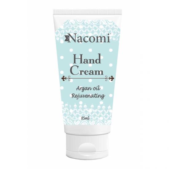 Naturalny krem do rąk arganowy odmłodzenie 85mll Nacomi