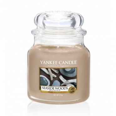 Średnia świeca Seaside Woods Yankee Candle