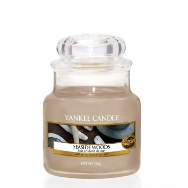 Mała świeca Seaside Woods Yankee Candle