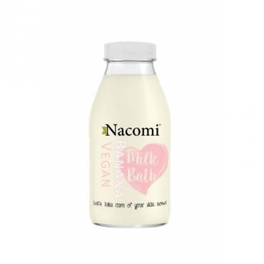 Mleko do kąpieli o zapachu banana Nacomi