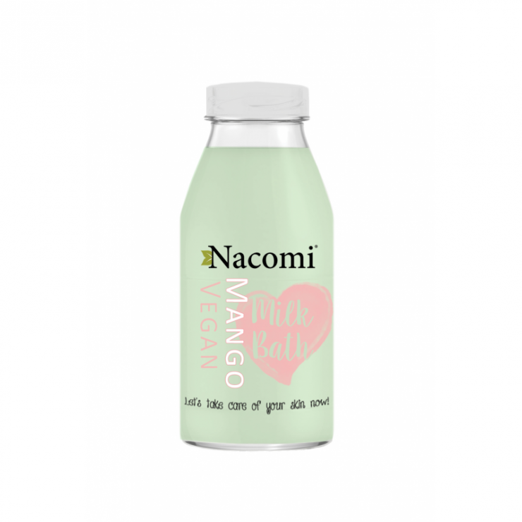 Mleko do kąpieli o zapachu mago Nacomi