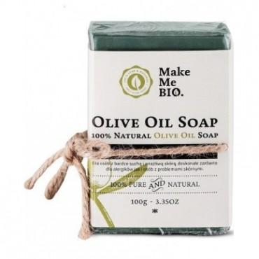 100% Naturalne Mydło z Oliwy z Oliwek Make Me Bio