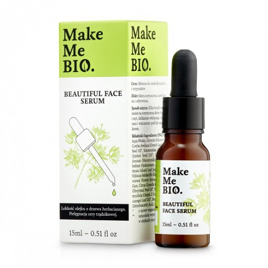 Beautiful Face Serum Make Me Bio