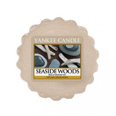 Wosk Seaside Woods Yankee Candle