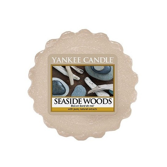 Wosk Seaside Woods Yankee Candle