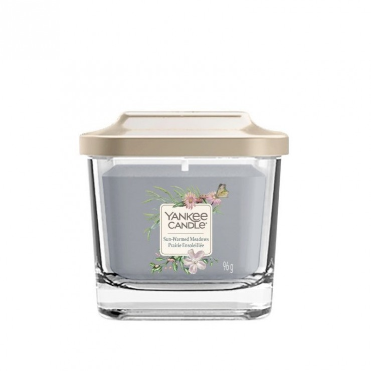 Elevation mała świeca Sun-Warmed Meadows Yankee Candle