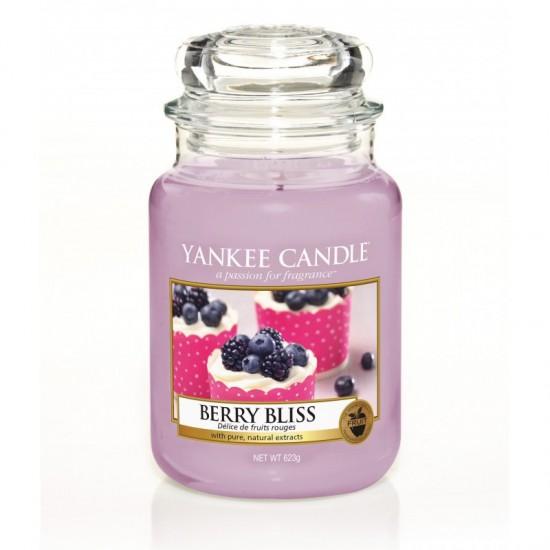 Duża świeca Berry Bliss Yankee Candle