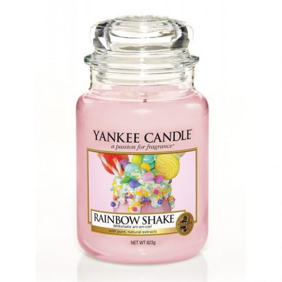 Duża świeca Rainbow Shake Yankee Candle