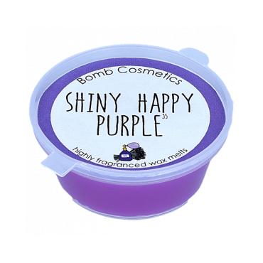Wosk zapachowy RADOSNY FIOLET Bomb Cosmetics