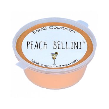 Wosk zapachowy BRZOSKWINIOWE BELLINI Bomb Cosmetics