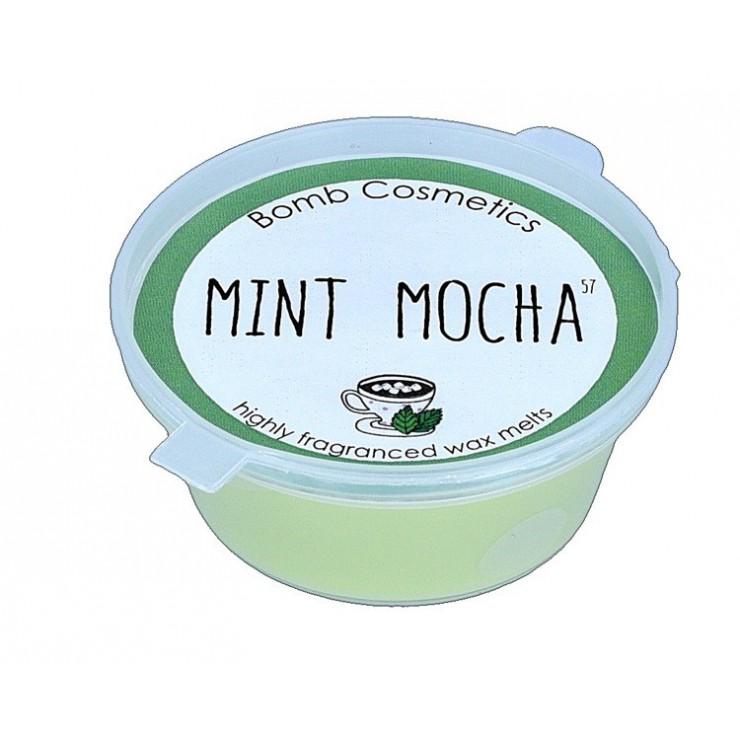 Wosk zapachowy MIĘTOWA MOCHA Bomb Cosmetics