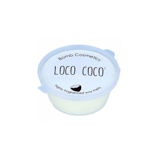 Wosk zapachowy LOCO COCO Bomb Cosmetics