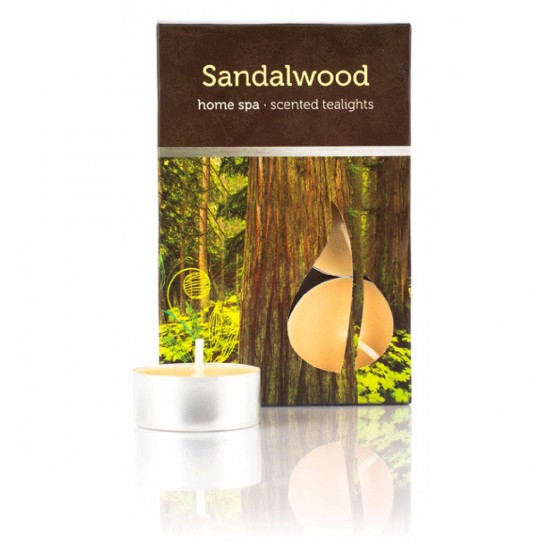 Podgrzewacz zapachowy Drzewo Sandałowe