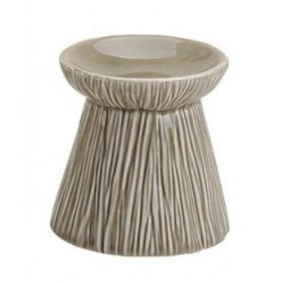 Kominek do wosków Linear - brązowy