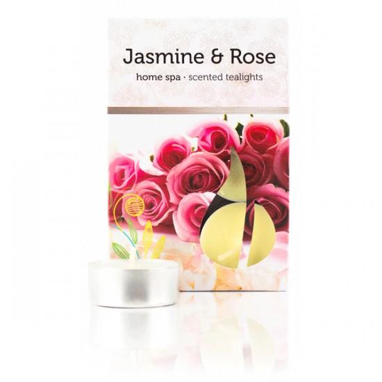 Podgrzewacz Jaśmin i Róża