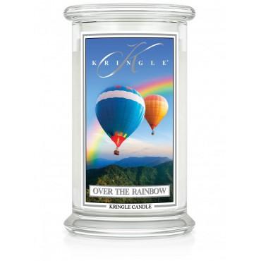Duża świeca Over the Rainbow Kringle Candle
