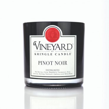 Tumbler Pinot Noir Vineyard Kringle Candle