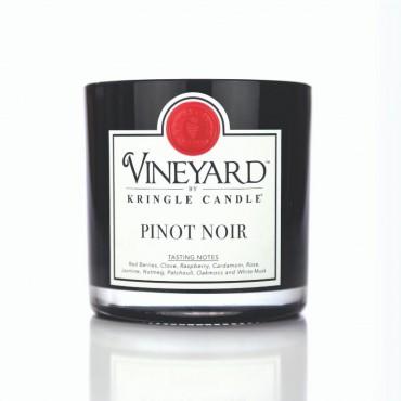 Tumbler Pinot Noir Vineyard Kringle Candle