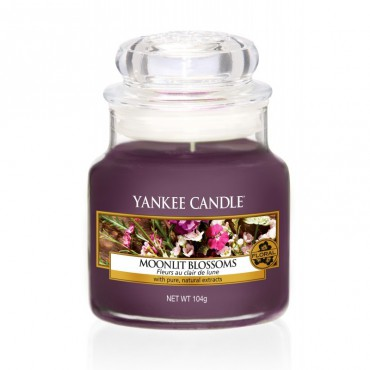 Mała świeca Moonlit Blossom Yankee Candle