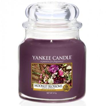 Średnia świeca Moonlit Blossom Yankee Candle