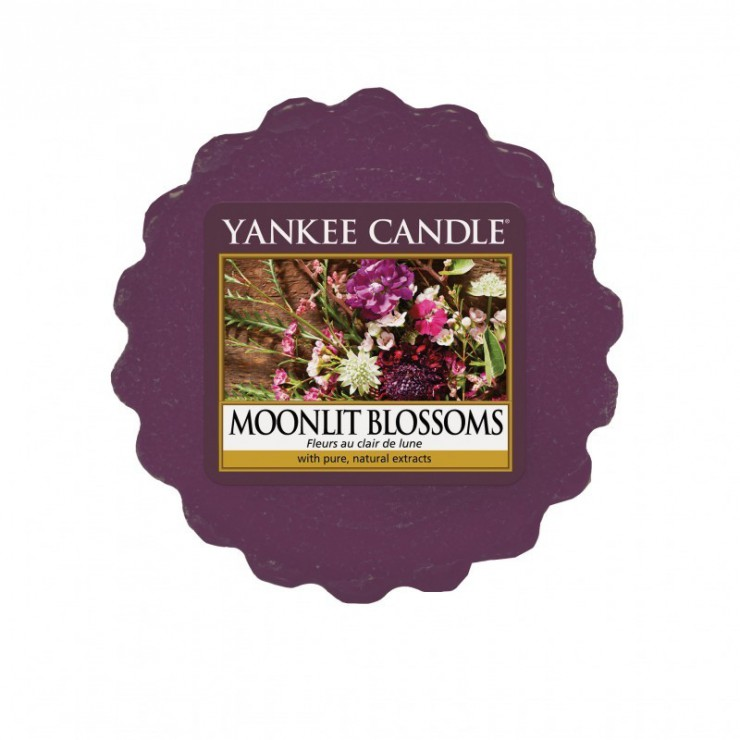 Wosk Moonlit Blossoms Yankee Candle