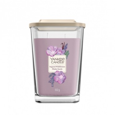 Elevation duża świeca Sugared Wildflowers Yankee Candle