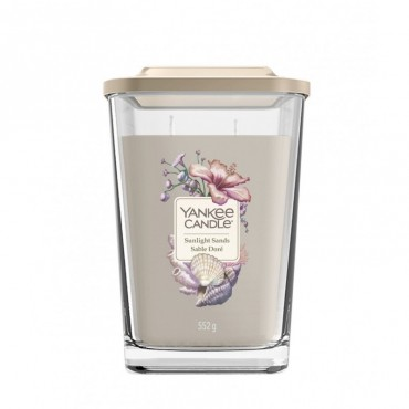 Elevation duża świeca Sunlight Sands Yankee Candle