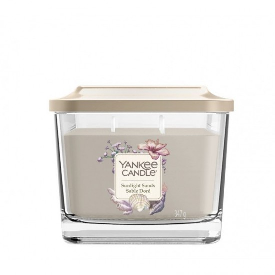 Elevation średnia świeca Sunlight Sands Yankee Candle
