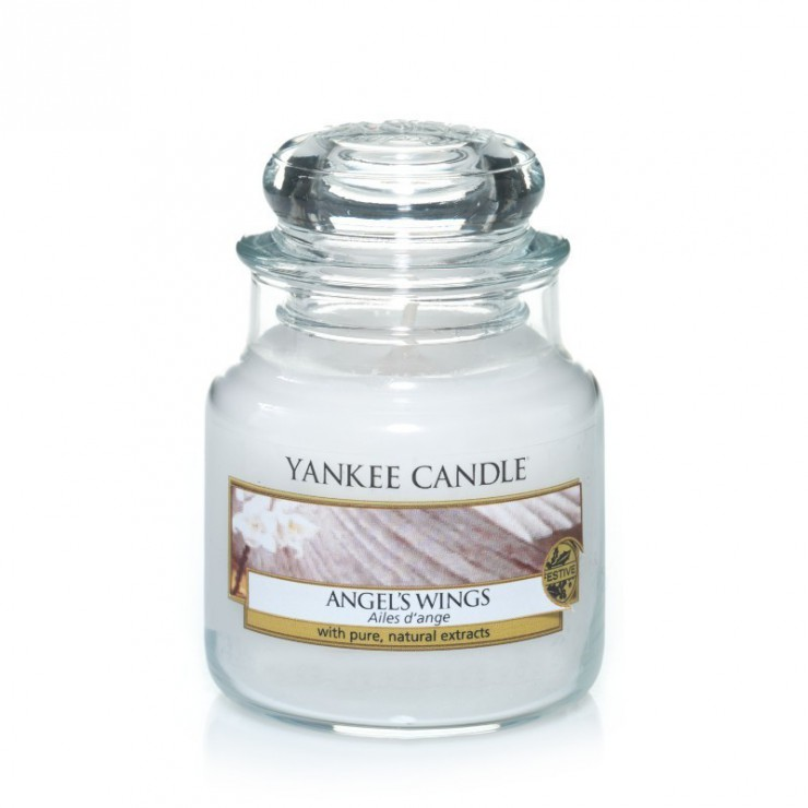 Mała świeca Angel's Wings Yankee Candle
