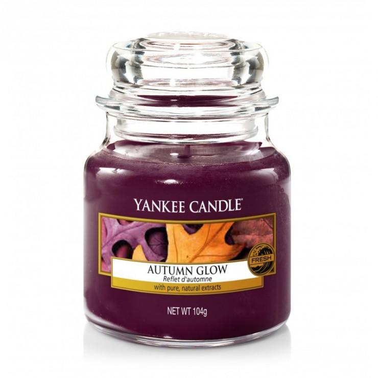 Mała świeca Autumn Glow Yankee Candle