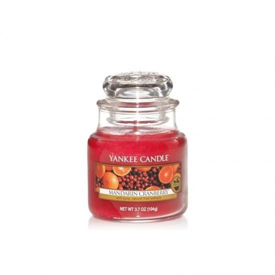 Mała świeca Mandarin Cranberry Yankee Candle
