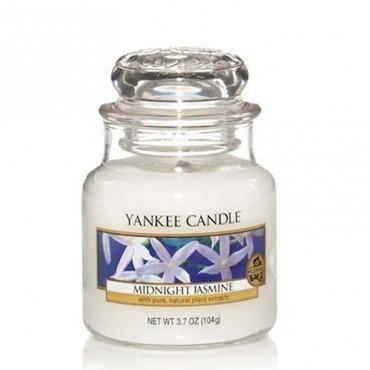 Mała świeca Midnight Jasmine Yankee Candle