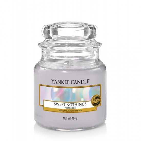Mała świeca Sweet Nothings Yankee Candle