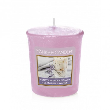 Sampler Honey Lavender Gelato Yankee Candle