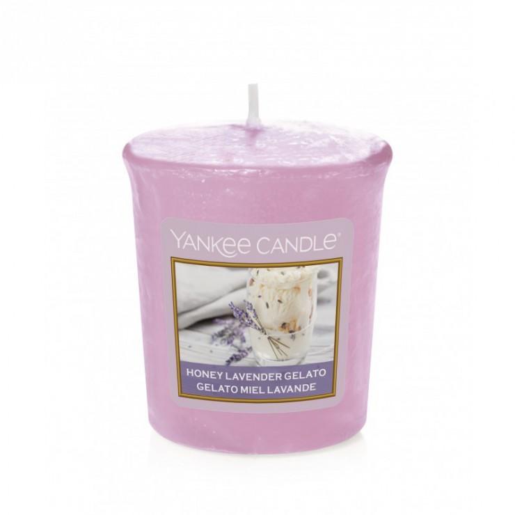 Sampler Honey Lavender Gelato Yankee Candle
