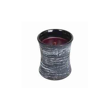 Mała Świeca Black Shell Black Cherry WoodWick