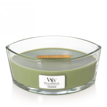 Świeca Hearthwick Evergreen WoodWick
