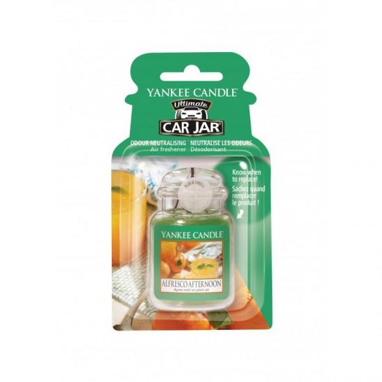 Car jar ultimate Alfresco Afternoon Yankee Candle